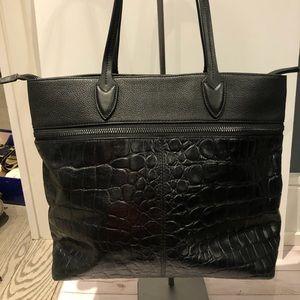 Charles Jourdan Handbag black tote